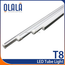 Integrated/non-integrated T8 led tube light 18w 1200mm