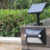 led solar light outdoorSolar Powered Motion Sensor Wall Lights, Wireless Waterproof LED Step Night Light Security Porc