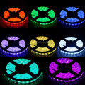 2014 alibaba express china metal roll up windows 5050SMD 300 leds rgb 14.4w/m IP68 waterproof RGB flexible led strip