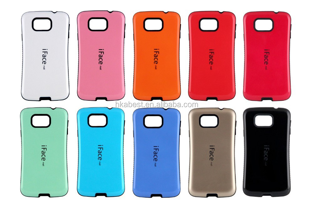 New arrival ifacemall phone cover for samsung alpha, shockproof hard case for Samsung Galaxy G850f