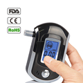Wholesale Factory Alcohol Tester AT-6000, LCD Digital Display/CE&RoHs Approval/Blue Back Light/Portable Design