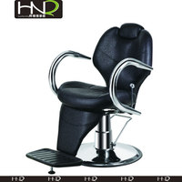 Salon equipments haircut recliner chair