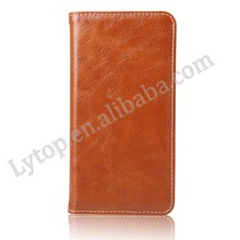 For SamSung Galaxy Note 5 Oil Leather Case,Oil Wax Magnetic Wallet Folio Leather Case For Samsung Galaxy Note 5
