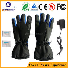 New fashional lithium battery heating gloves warm driving gloves warm gear heated gloves