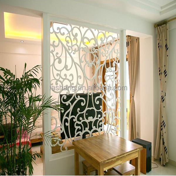 decoration screens carved mdf grille panels
