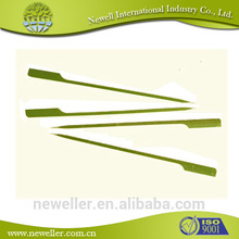2014 Hot Sell sharpener kebab bamboo skewers thin bamboo skewer sticks