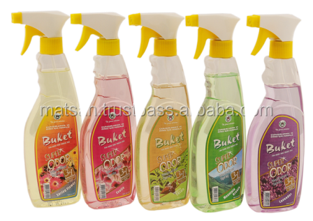 fabric freshener / air trigger spray / odor odour neutralizer / room deodorizer