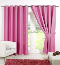 Window Decor Curtain Holdbacks Design thermal insulated wholesale ready made curtain