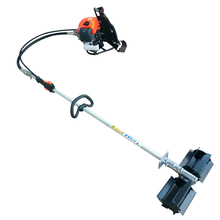 Backpack scarifier rotary power paddy weeder/tiller for sugarcane