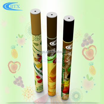 Individual Packed 500 puff Disposable Ecigs 12 Flavours Disposable Electronic Cigarette