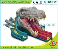 GMIF6244 buy dragon themed inflatable slide for events