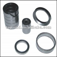 Expansive graphite packing ring