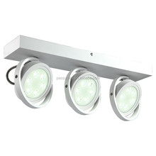 LED spot light LED three beams high power spot light 18w
