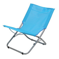 Hot selling flexible cheap teslin sling foldable deck chair