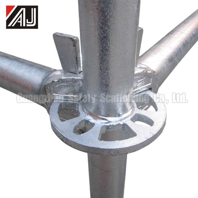 Made In Guangzhou Easy Install Scaffolding Ringlock System