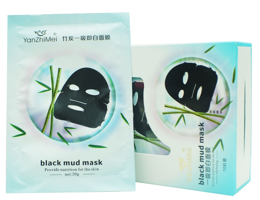 Black Mud Mask Black Head Ex-pore Mask