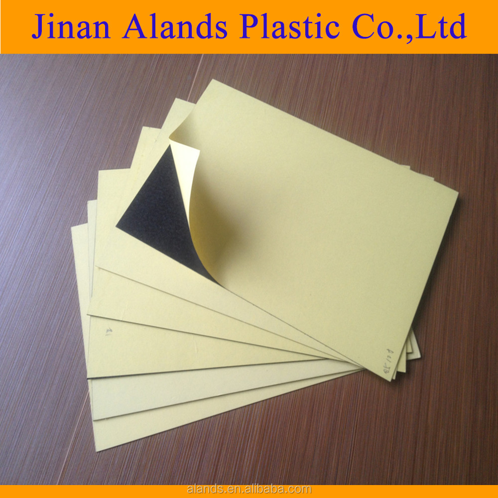 Manufacturer pvc photo book self-adhesive sheets