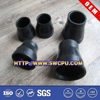 Manufacturer in China supply custom molded protective rubber pipe bushing fittings