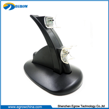 High quality Wholesale price Dual dock Charging station for PS3 controller