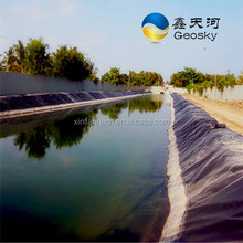 HDPE sheet geomembrane roll aquaculture pond liner 40mil hdpe pond liner