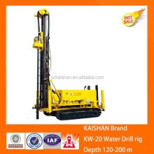 water well portable drill rigs 200m,small water well drilling rigs for sale