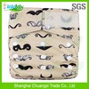 New Products 2014 Wholesale Cloth Diaper hook and loop fastener Cover / Reusable Waterproof Baby Diapers