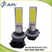 H4 H8 H9 H10 H11 H13 9004 9005 9006 880 881 12V 20W high power cob led fog light Hyundai Tucson fog lamp