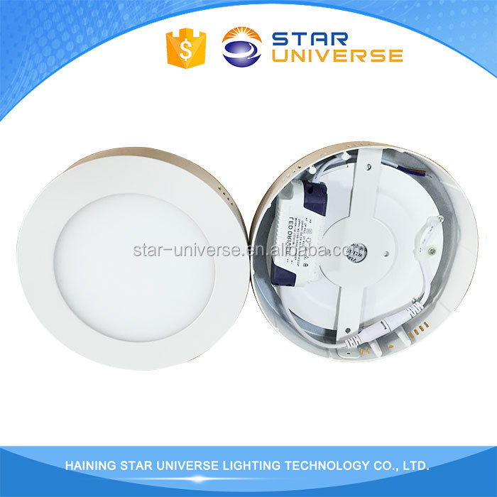 China manufacturer European style Low price ultra thin led panel light