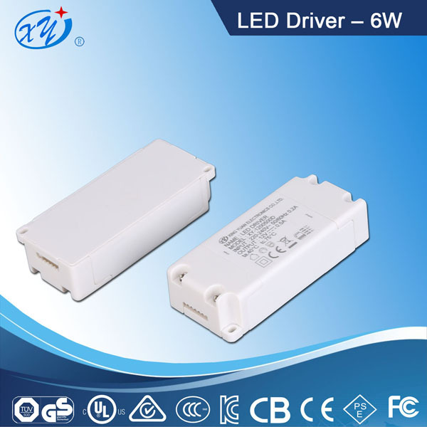 500mA 850mA 6w 36w Lighting Constant Current Triac Dimmable waterproof electronic Led Driver