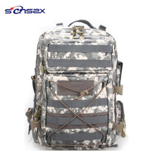 Military Tactical Waterproof Camo Rucksack Backpack