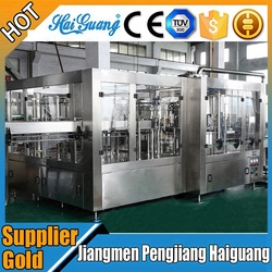 Factory produce auto mineral water bottle filling plant cost
