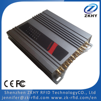 Cheap price Impinj R2000 Multi port UHF rfid fixed reader for warehouse management