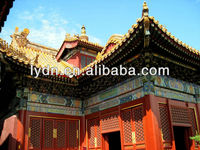 Traditional Chinese house clay roofing shingles