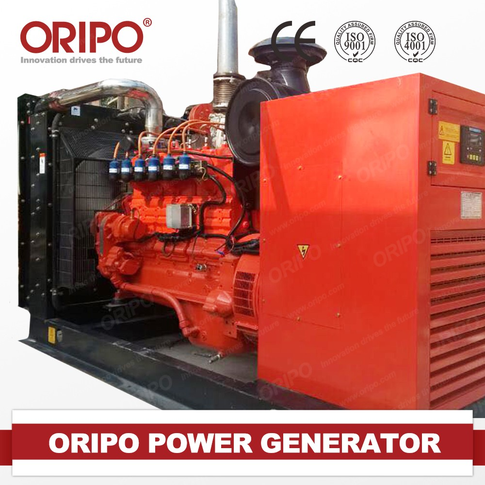 100KW Natural Gas Generator, Natural Gas Cogeneration, Natural Gas Genset with CHP