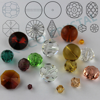 keco crystal is a manufacturer of good quality 30mm round beads