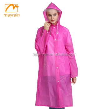 wholesale china products pvc hooded rain cape poncho for adults