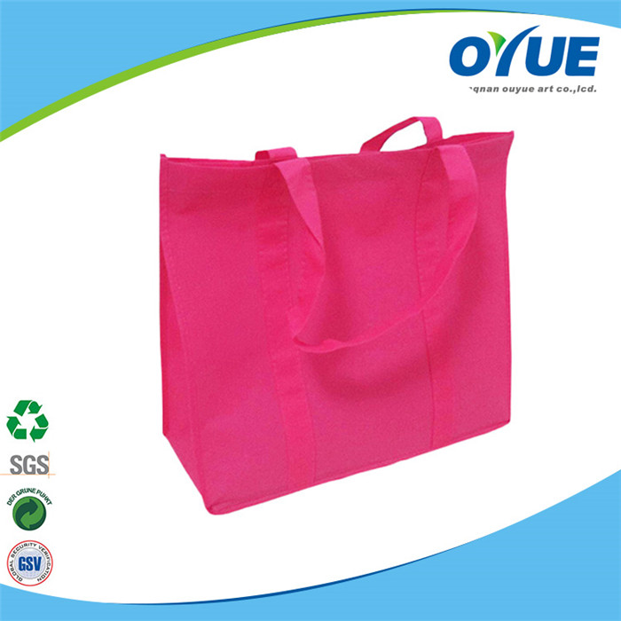 Custom hot sale promotional eco-friendly non woven bag with logo