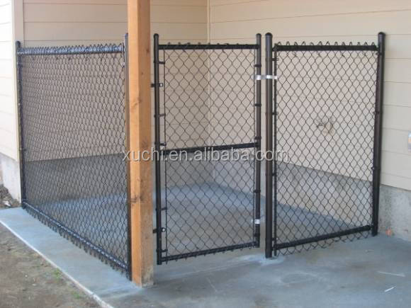 large dog backyard kennels/steel metal dog run
