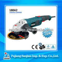Angle Grinder armature 1800W 180MM, multifunction tool, surface grinder price 180A2
