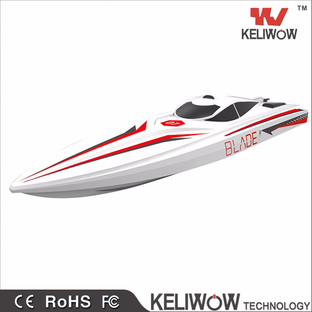 50km/h high speed rc boats 2.4G brushless rc boat rc racing boats for sale