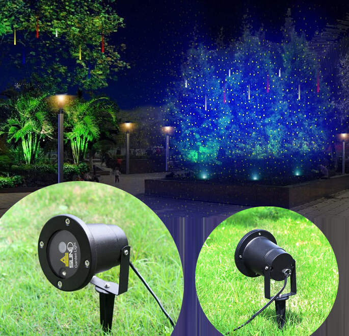 Moving Head Garden Laser Lighting Green Dot Laser Light