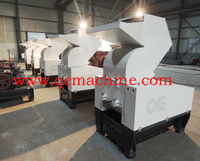 plastic crusher blades/Film Recycling Granulator unit price WSGE600/Plastic Crusher Machine for sale