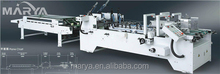 Paper box glue machine for cardboard box making