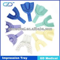 U WILL LOVE UR SMILE plastic instrument dental trays