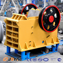 joyal good stone jaw crusher for primary crushing