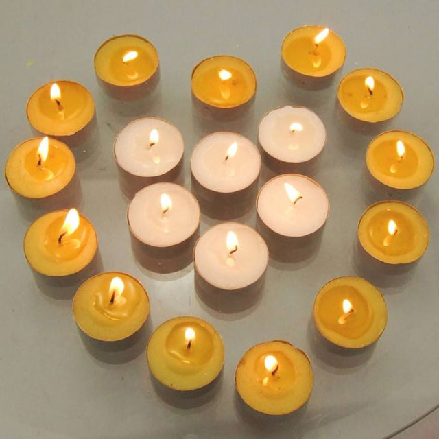 2017 Top Quality good selling 6 hours white tealight candle for sale