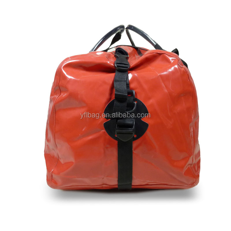 500D PVC ODM OEM factory price accept customer size waterproof outdoor sport duffel travel bag for packing