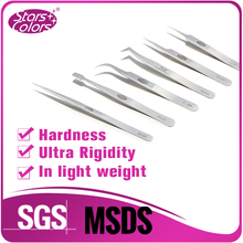 New volume eyelash extension tweezers smart tweezers