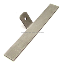 Custom metal stamping stainless steel t bracket