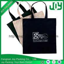 Online shop china black cotton drawstring bag novelty products for sell